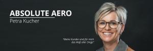 Ein Bild der Geschäftsführerin Petra Kucher